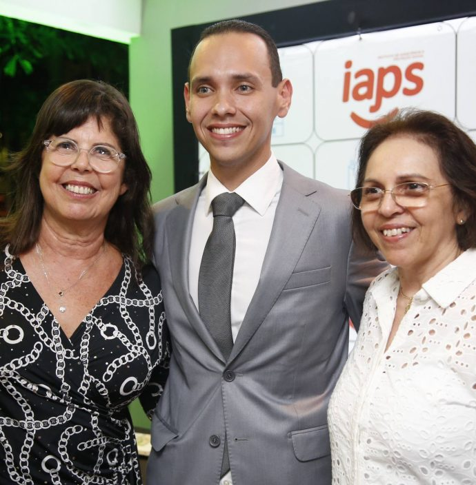 Denise Sobreira, Pedro Rocha E Luciola Cabral
