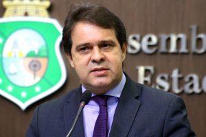 Deputado, Evandro Leitão.