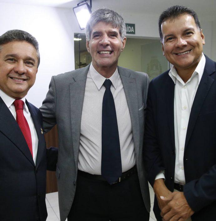 Dr Porto, Coronel Benicio E Ezio Feitosa