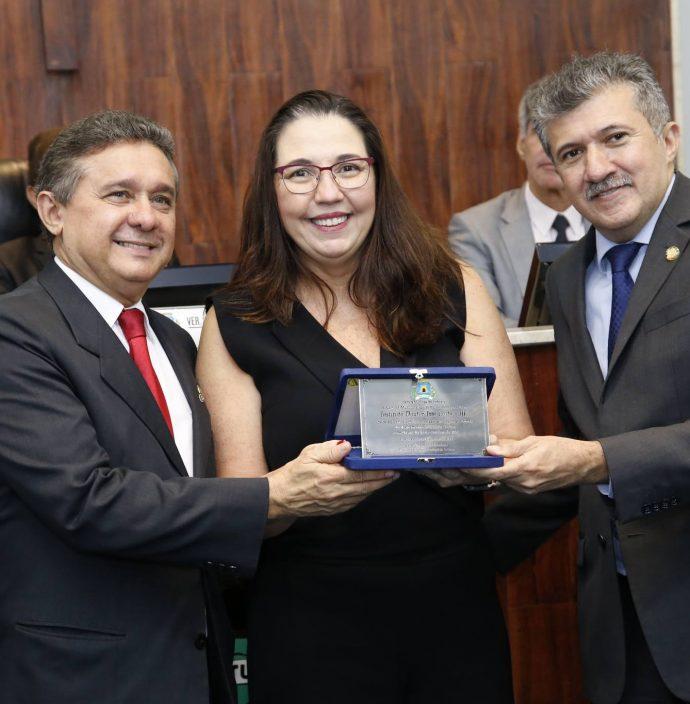 Dr Porto, Viviane Bezerra E Antonio Henrique