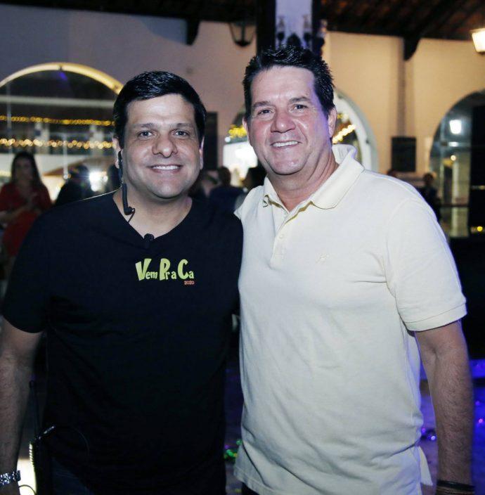 Duda Soares E Fabio Junior