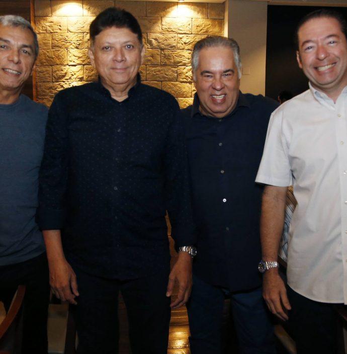 Edmar Goncalves, Luiz Helder, Dalter Mendes E Demontier Linhares