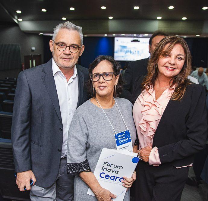 Edson Barbosa, Neuma Figueiredo E Lourdes Almeida