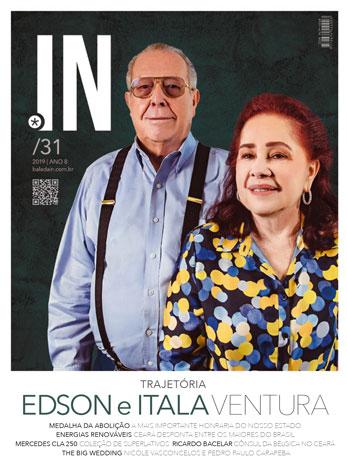 Edição 31: Edson e Itala Ventura