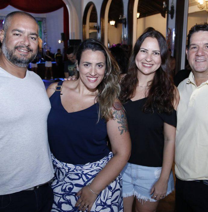 Eduardo E Giselle Marques, Camila Nobre E Fabio Junior
