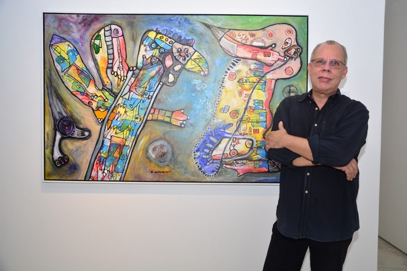Arte - Com vernissage inédita, José Guedes reúne os amantes das artes para celebrar os 5 anos da Casa D'Alva