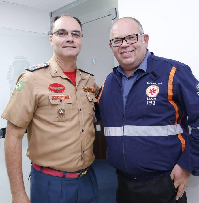 Eduardo Holanda E Gisleno Dias