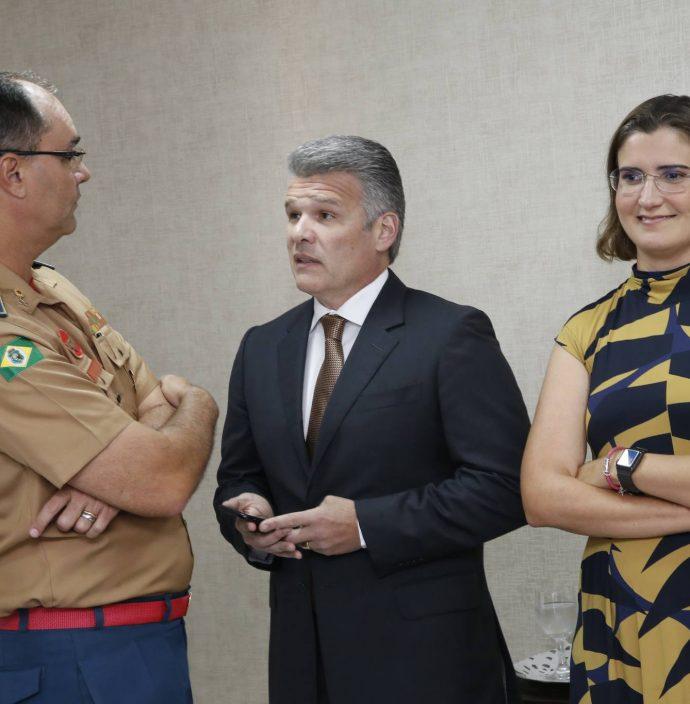 Eduardo Holanda, Ferruccio Feitosa E Manoela Nogueira