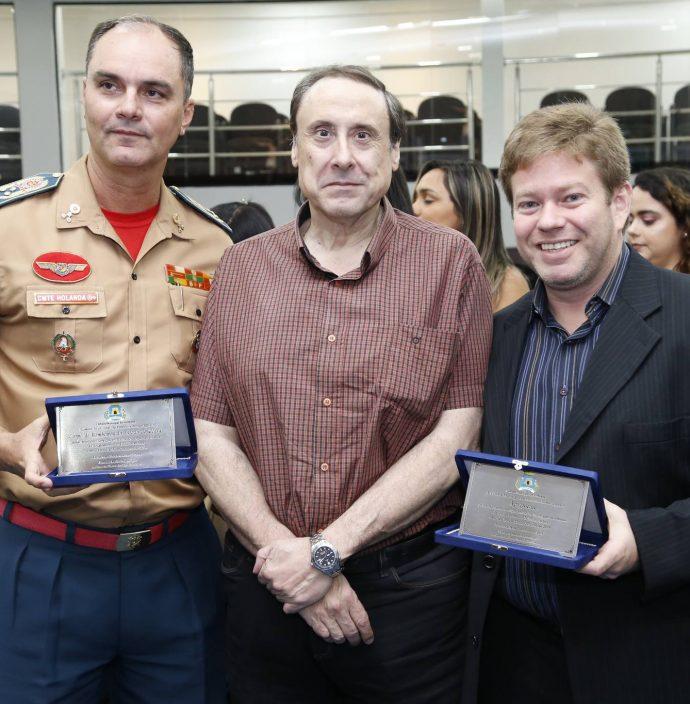 Eduardo Holanda, Rubens Uitaker E Daniel Wanderley