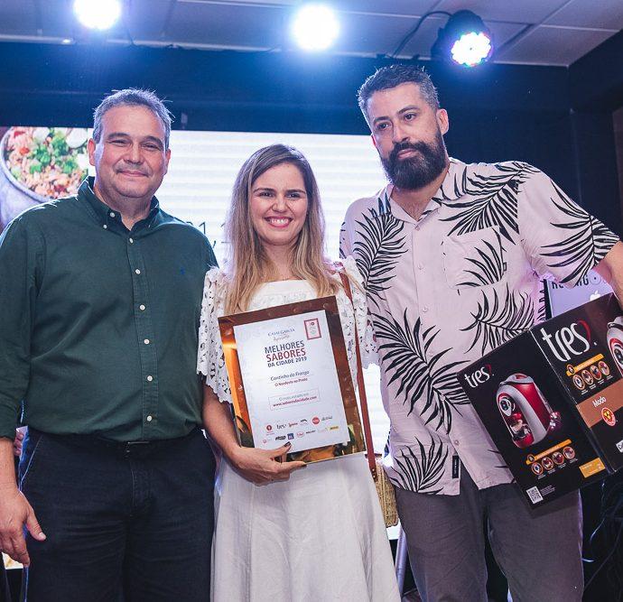 Eduardo Oliveira, Amanda Fonseca E Caio Napoleao