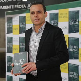 Eduardo Diogo destaca as ações realizadas pelo CF do Sebrae