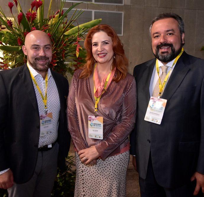 Elber Souza, Enid Câmara, Eduardo Dragmacio