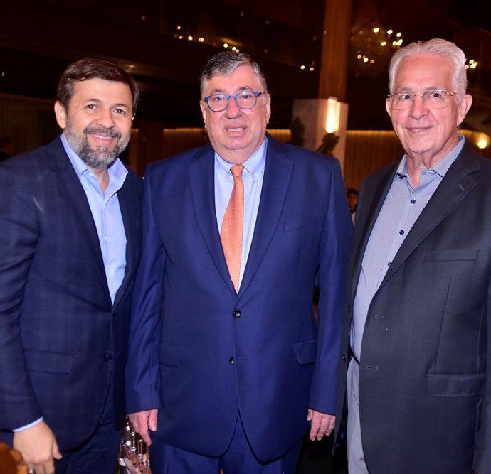 Élcio Batista, Maia Júnior, Carlos Prado