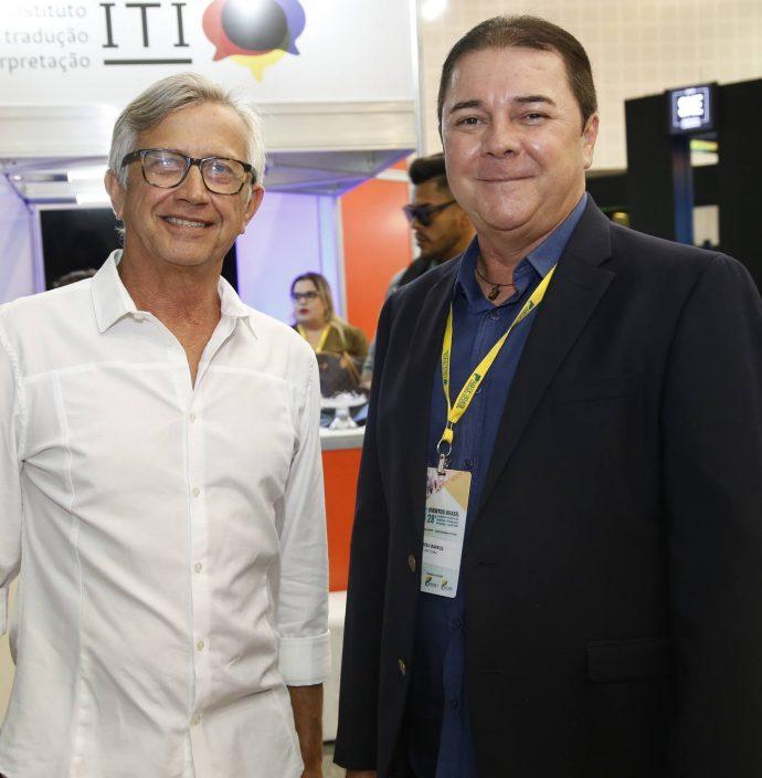 Elenilton Jorge E Eliseu Barros