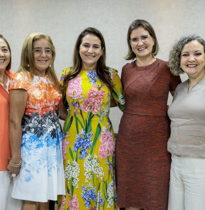 Eleuses E Clarissa Alencar, Patricia Macedo, Manoela E Joana Nogueira