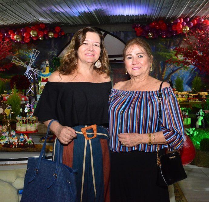 Eline Nogueira E Maria José Bessa