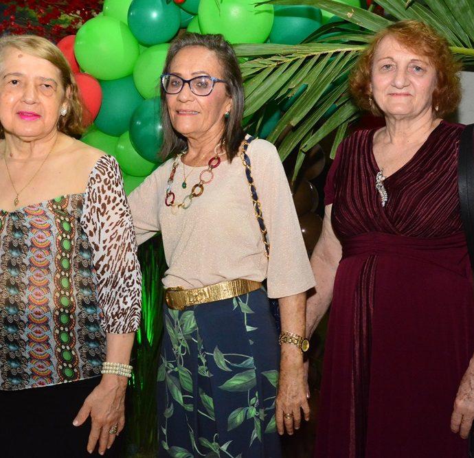 Elisete Bessa, Cleide Brasileiro E Eliete Bessa