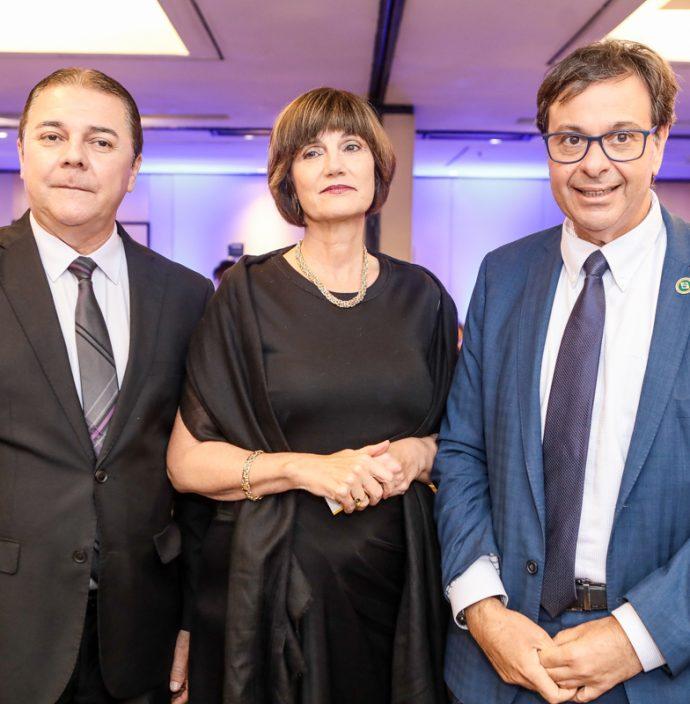 Eliseu Barros, Andrea Bal E Gilson Machado