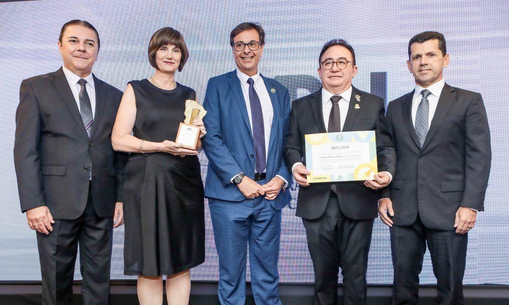 Fraport é agraciada com o Troféu Personalidade Turística ABIH 2019