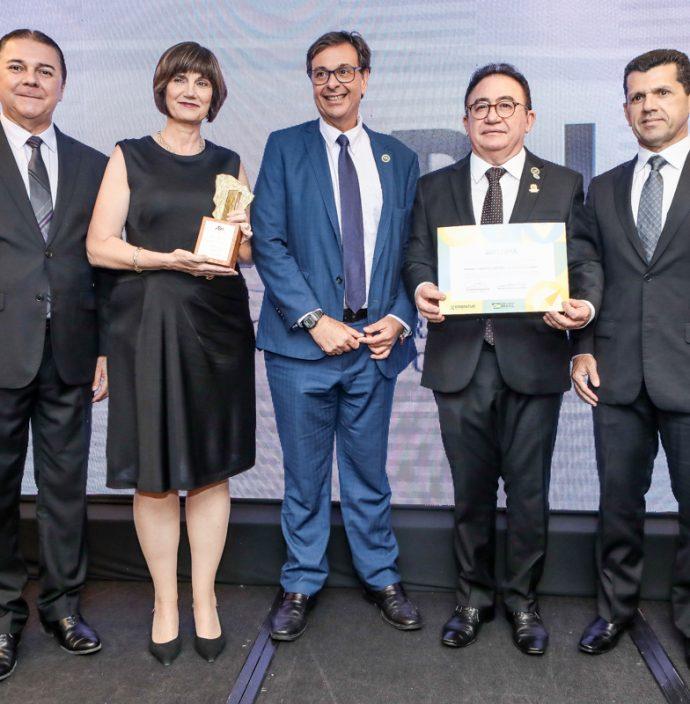 Eliseu Barros, Andrea Bal, Gilson Machado, Manoel Linhares E Erick Vasconcelos