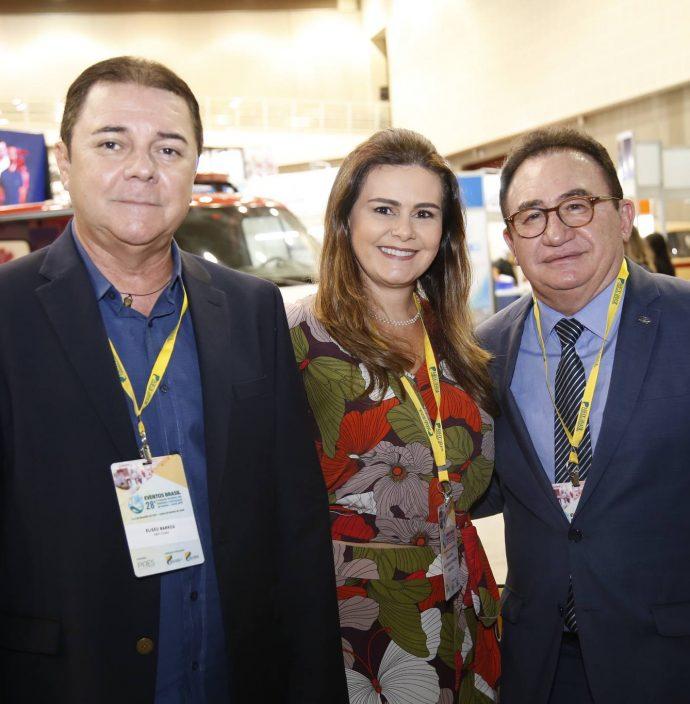 Eliseu Barros, Ivana Bezerra E Manuel Linhares