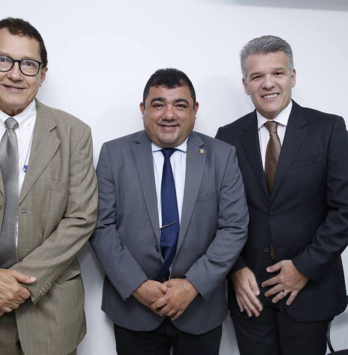 Elpidio Nogueira, Raimundo Filho E Ferruccio Feitosa