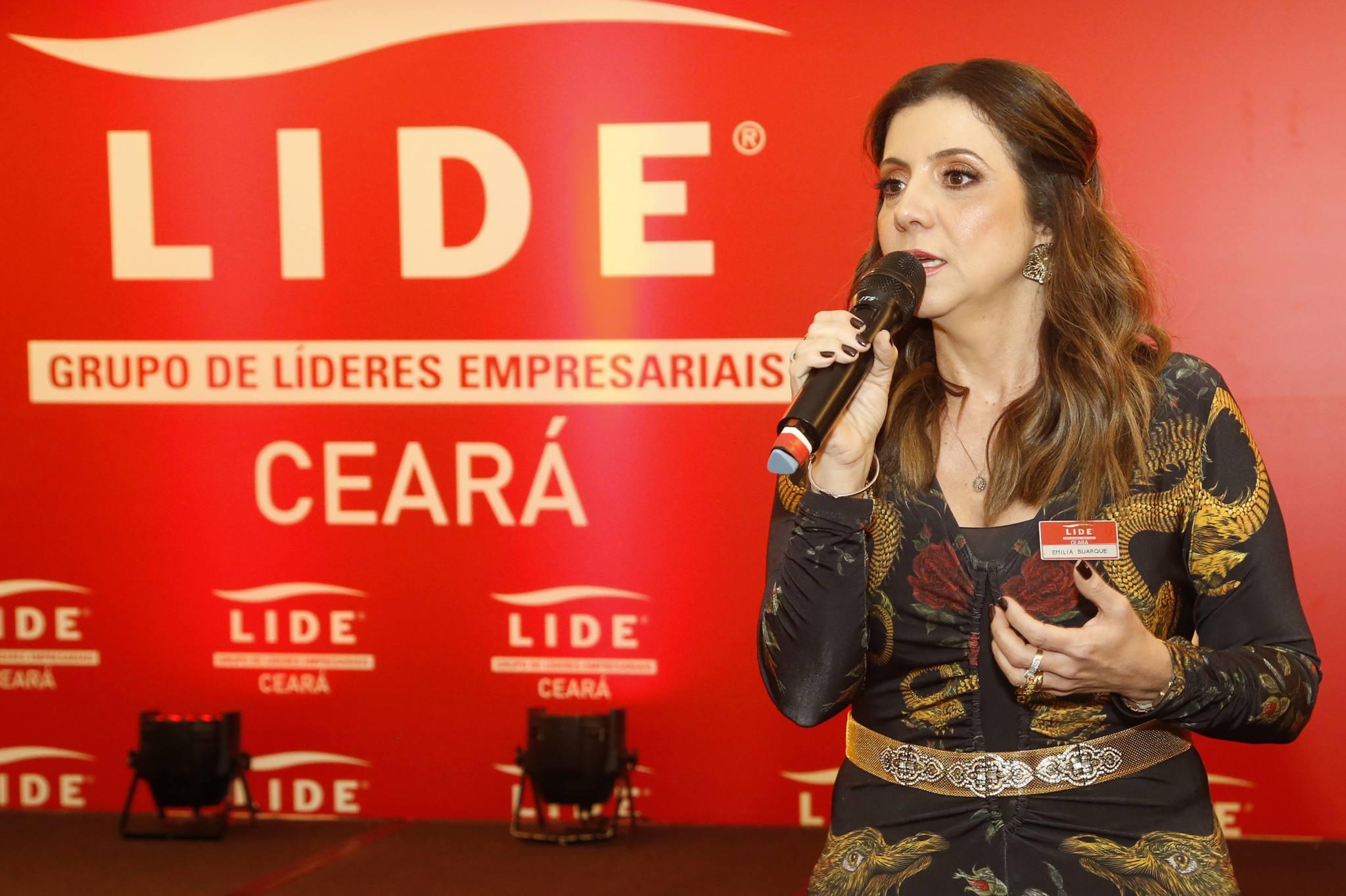 Lide Ceará retoma a programação de encontros este mês, com convidados de peso