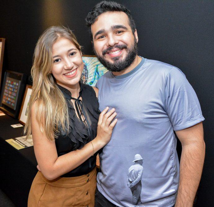 Emily Dantas E Igor Barbosa