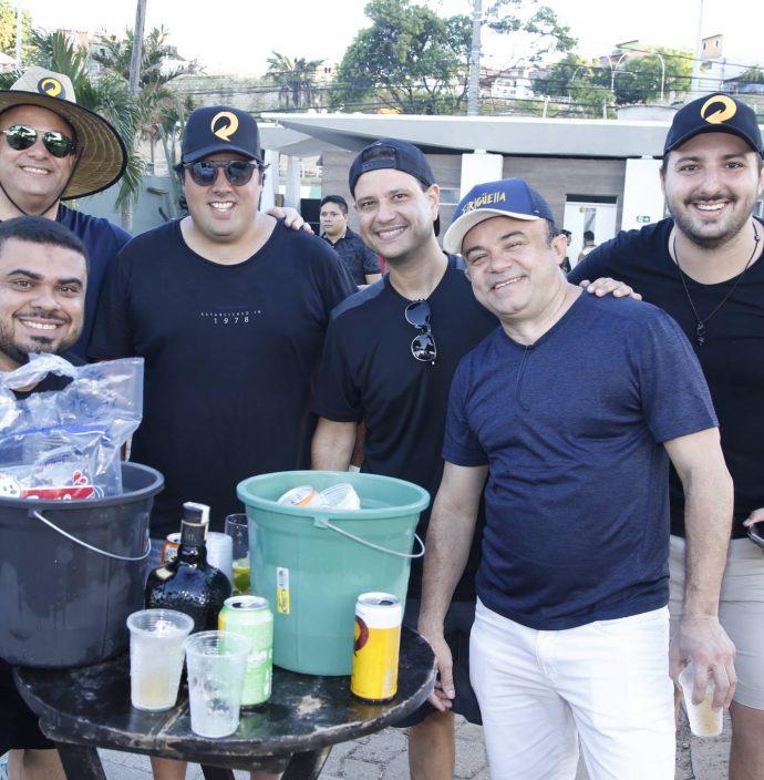 Enio Cabral, Julio Filho, Yuri Cordeiro, Celso Luis, Anotomario Da Hora E Adams Gomes