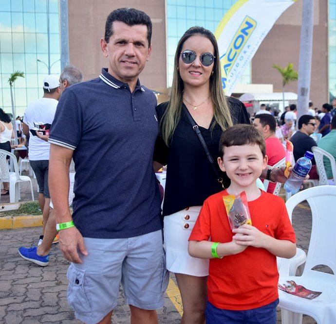 Erick E Raquel Vasconcelos, Erick Filho