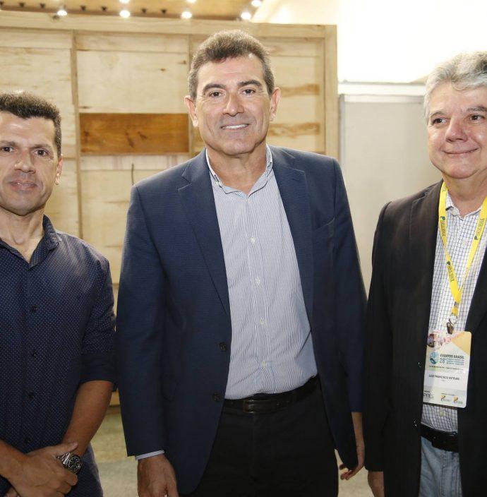 Erick Vasconcelos, Alexandre Pereira E Chico Esteve