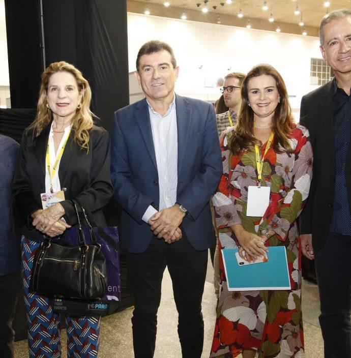 Erick Vasconcelos, Anya Ribeiro, Alexandre Pereira, Ivana Bezerra E Regis Medeiros