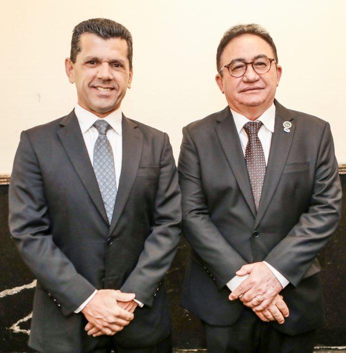 Erick Vasconcelos E Manoel Linhares
