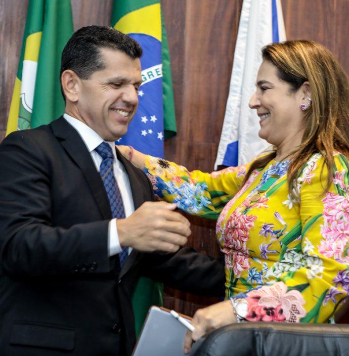 Erick Vasconcelos E Patricia Macedo