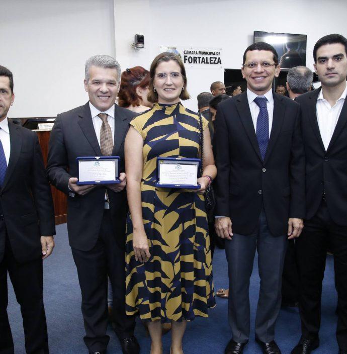 Erick Vasconcelos, Ferruccio Feitosa, Manoela Nogueira, Renato Lima E Rodrigo