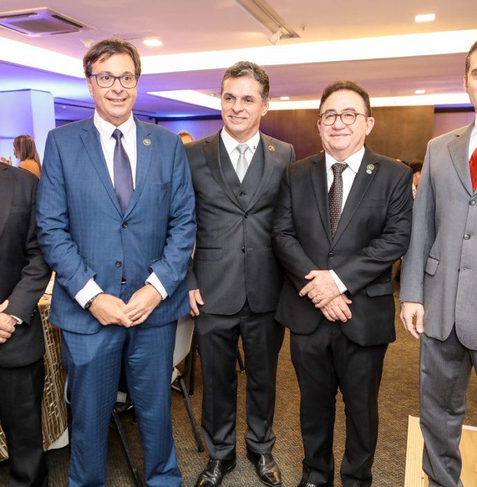 Erick Vasconcelos, Gilson Machado, Murilo Santa Cruz, Manoel Linhares E Vicente Paiva