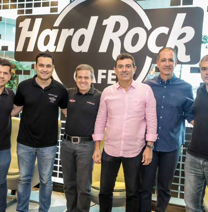 Erick Vasconcelos, Luiz Sobreira, Carlos Galvao, Alexandre Pereira, Regis Medeiros E Wagner Vasconcelos