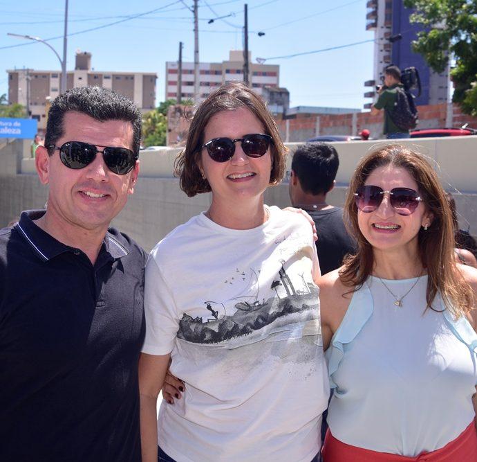 Erick Vasconcelos, Manuela Nogueira, Dalila Saldanha
