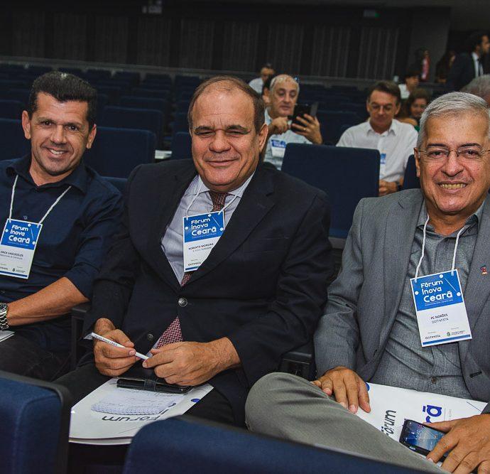 Erick Vasconcelos, Roberto Moreira E Paulo Cesar Noroes