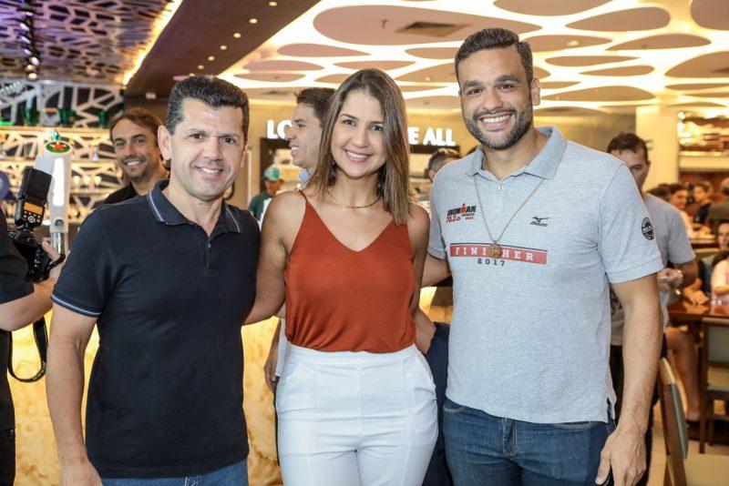Alta Performace - Realizador da prova, Carlos Galvão lança oficialmente o Ironman Fortaleza 2020