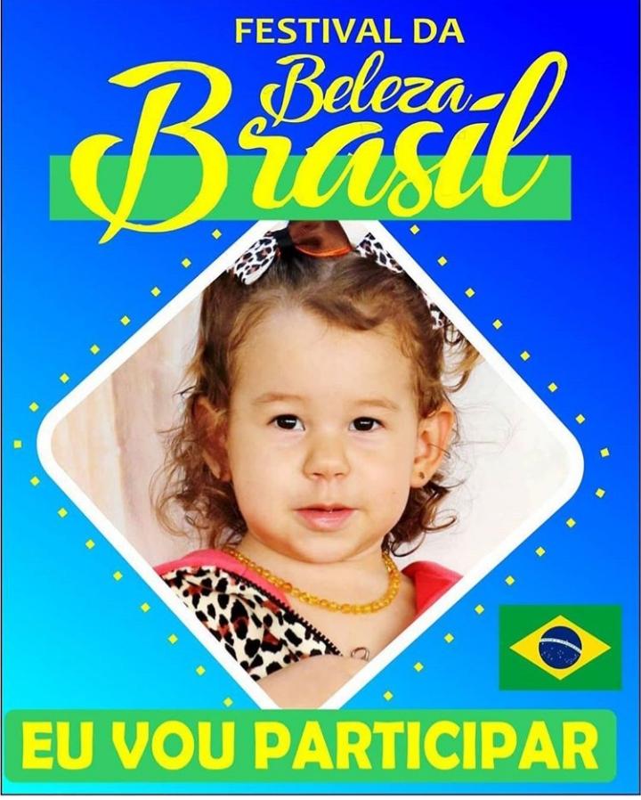 Ester Tonhá será coroada Miss Beleza Brasil WORLD BABY 2020