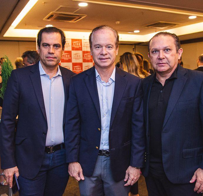 Etevaldo Nogueira, Lisandro Fujita E Max Bezerra