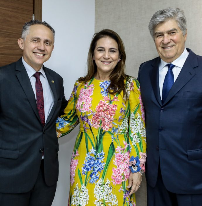 Evaldo Lima, Patricia E Amarilio Macedo