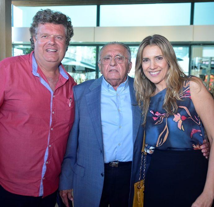Evandro Colares, João Carlos Paes De Mendonça, Eliziane Colares