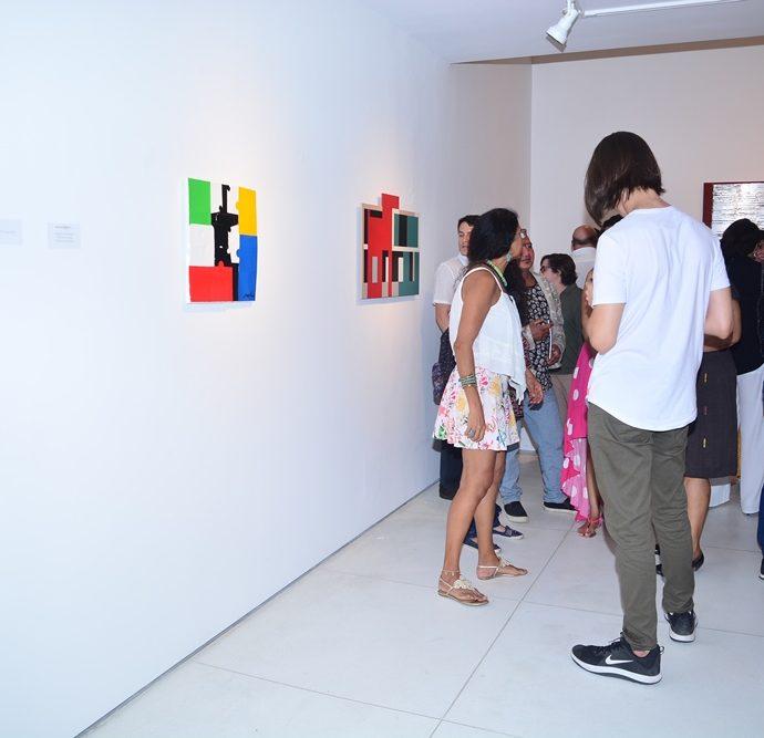 Exposição A Obra, Comemorando Os 5 Anos Da Casa Dalva