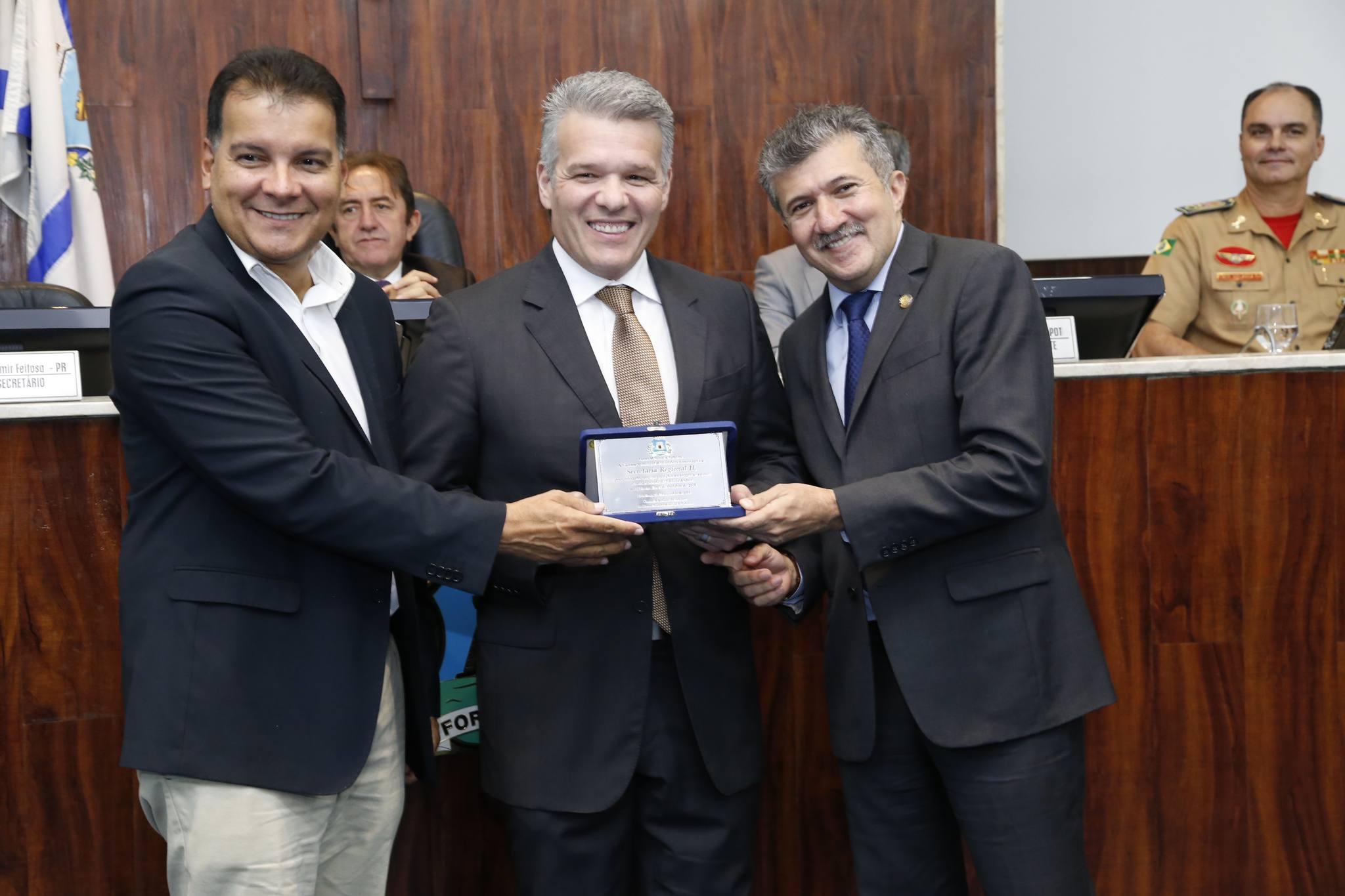 Antônio Henrique ganha protagonismo no cenário político pré-2020
