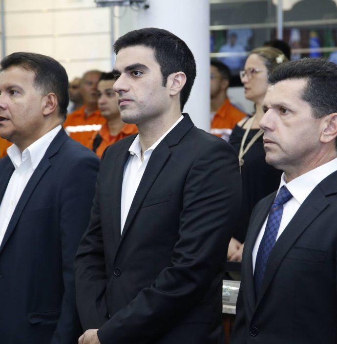 Ezio Feitosa, Rodrigo E Erick Vasconcelos