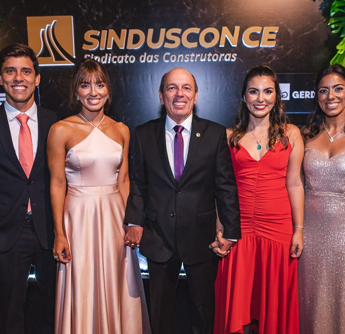 Felipe Holanda, Catarina Holanda, Andre Montenegro, Beatriz Holanda E Ingrid Holanda