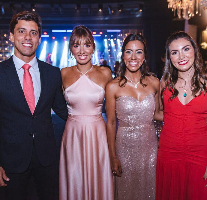 Felipe Holanda, Catarina Holanda, Andre Montenegro, Ingrid Holanda E Beatriz Holanda