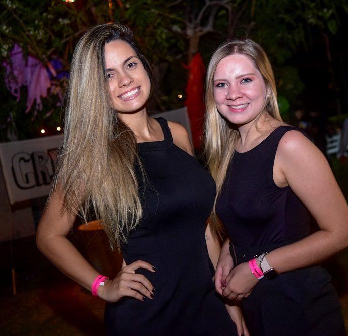 Fernanda Carvalho, Isabela Alencar